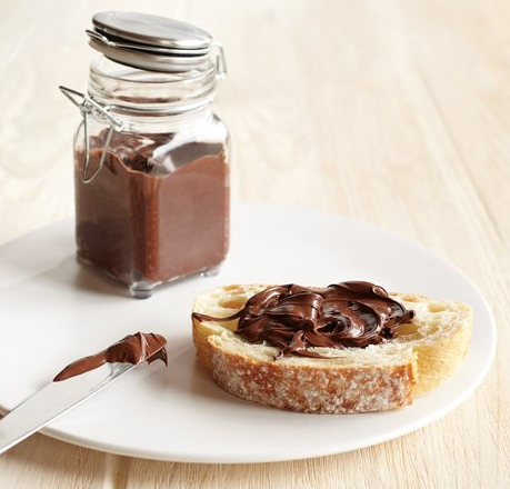 vitamix nutella